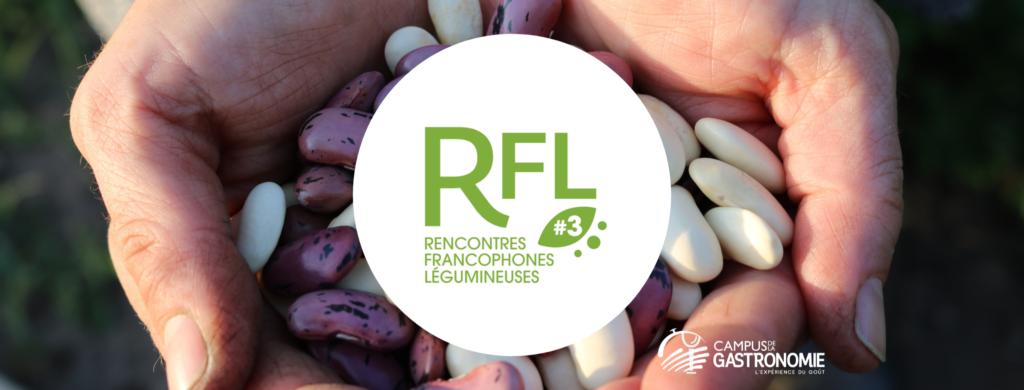 3ème édition des Rencontres Francophones Légumineuses